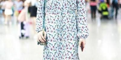 碎花裙是女生春季穿搭的最终答案,选对一条,就能让自己时尚起来