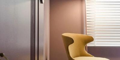 4月发文:色彩搭配很亮丽的北欧风公寓装修,简约时尚有活力