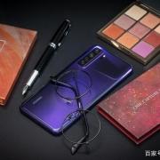 5G潮流时尚新品 华为nova7 SE的美藏在光影灵动之间